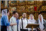 Воспевание Господа накануне праздника. Фото 12