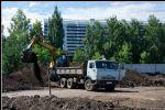 К осени — фундамент будущего храма. Фото 23
