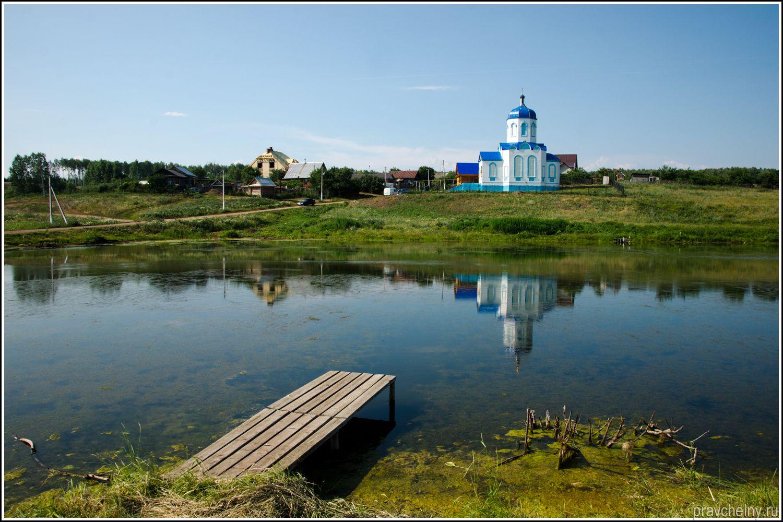 рыболовные озера татарстана