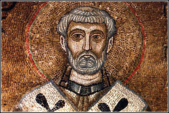 25 ноября (8 декабря) Память Свщмч. Климента I, Папы Римского (†101)