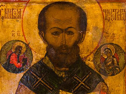 Святитель Николай Чудотворец, архиепископ Мир Ликийских (345-351) [+аудио]