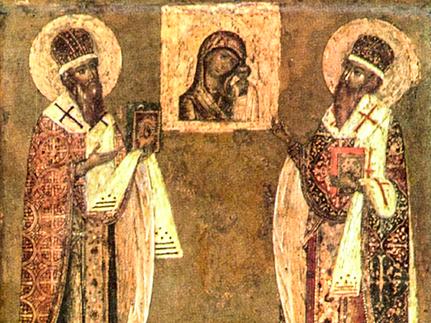 Святители Гурий и Герман Казанские, чудотворцы
