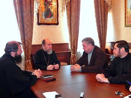 Строительство детского хосписа поддержано представителями Казанской епархии
