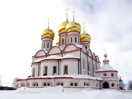 Видеосюжеты Русского Дома о Свято-Успенском Псково-Печерском монастыре