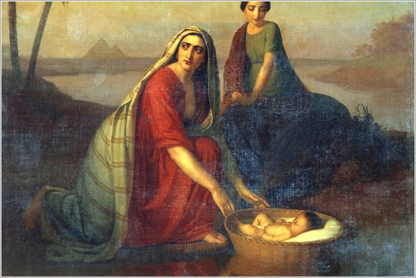 Пророк Моисей (1531 до Р.Х.) | Православные новости Набережных Челнов | Православное Закамье