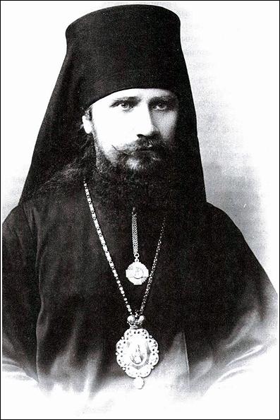 Священномученик Николай Казанский, пресвитер
