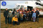 Юные спасатели на взрослых учениях. Фото 1
