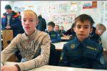 Юные спасатели на взрослых учениях. Фото 5