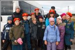 Юные спасатели на взрослых учениях. Фото 2