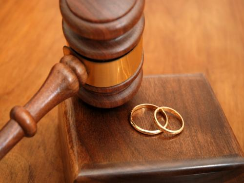 могли супруга после развода судебная практика триста